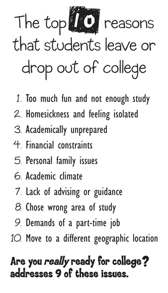 Why College Students Drop Out - Community College