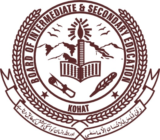Kohat Board 9th, 10th Class Result 2017