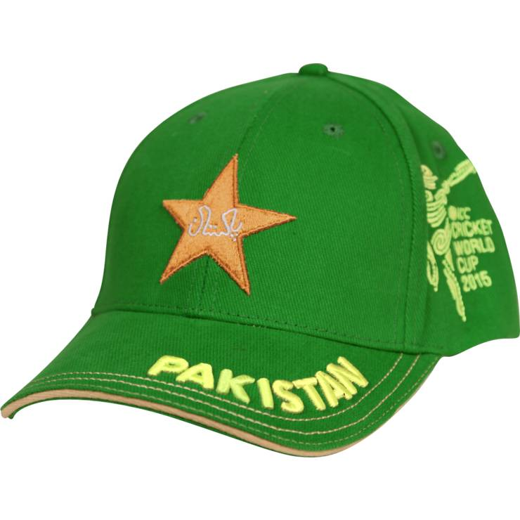 ICC World Cup 2015 Pakistan Cricket Team Kit Color, Jersey Pictures 03
