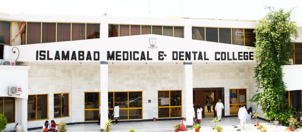 Islamabad Medical And Dental College Admission Notice 2017