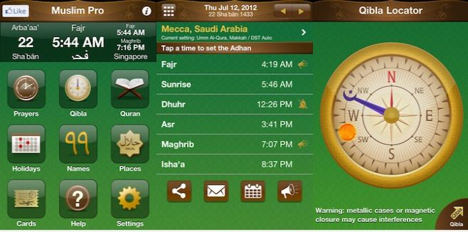 Best Free Islamic Android Apps Tablets And Phones