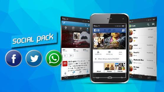 Telenor Social Package 2017,Daily, Weekly, Monthly Whatsapp, Facebook