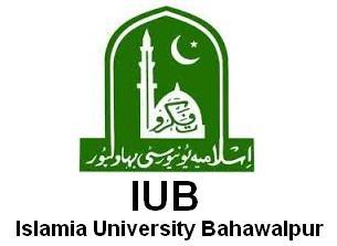 Islamia University Bahawalpur (IUB) MA, MSc Exams Date Sheet 2018