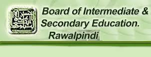 Rawalpindi Board Extended 9th Class Registration Date 2012