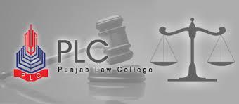 Punjab Law College Lahore Admissions 2018