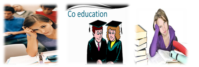 co education in pakistan Our education system in pakistan issues and problems essay pdf file download online pakistani educational system with highlights is all written with solution.