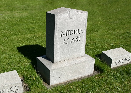 Difference Between Middle Class and Working Class