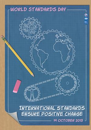 International Standards Ensure Positive Change