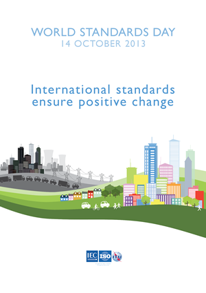 World Standards Day 2013