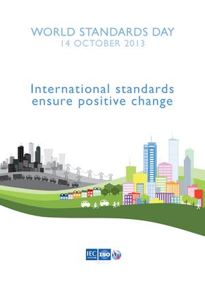 World Standards Day 2013
