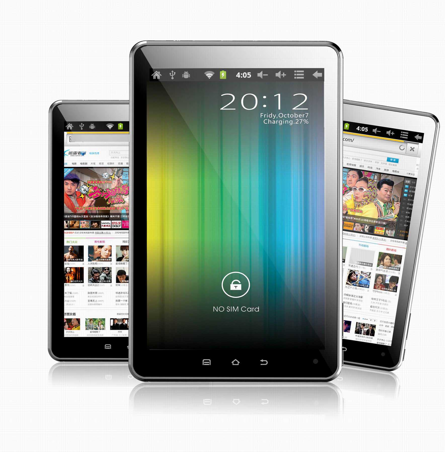 China Tablet PC with GSM Price in Pakistan