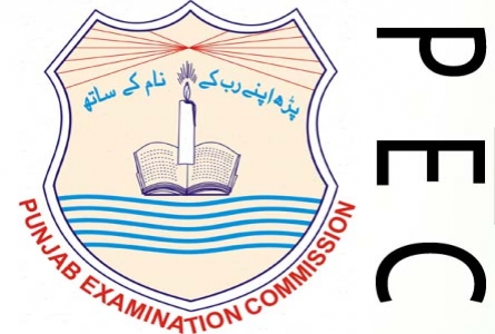 PEC 8th Class Date Sheet 2014 Examination Punjab