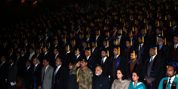 University of Central Punjab UCP Lahore 14th Convocation 2013