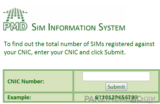 How to Check Online Telenor SIM Registration Information