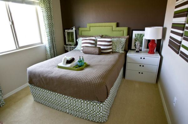 Home Decor Ideas For Small Homes For Bed Room