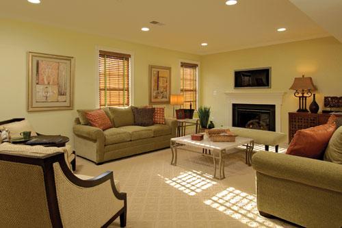 Home Decor Ideas For Small Homes For Living Room