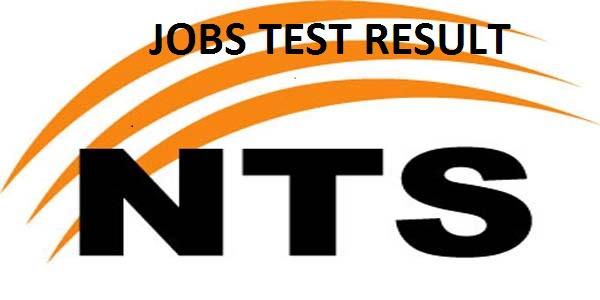 9th Grade Educator Jobs 28th Dec NTS Test Result 2014-2015