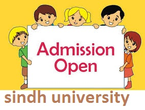 University of sindh spring admission 2015