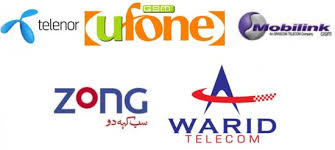 how to block mobile number in zong,Ufone, Warid, Telenor, mobilink