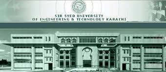 SSUET Sir Syed University of Engineering Merit List 2013-2014