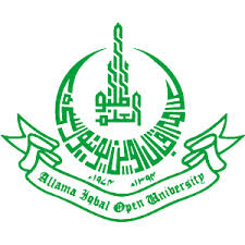 allama iqbal open university m.ed admission 2014