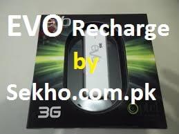 evo recharge