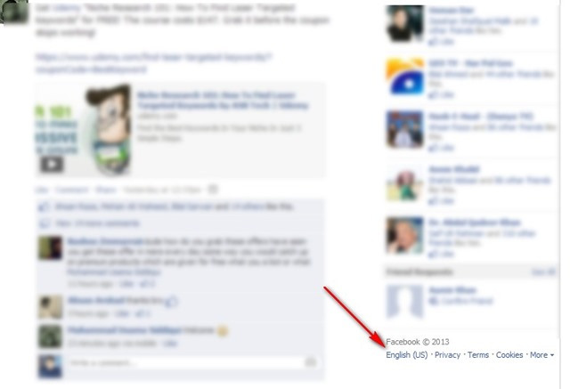 urdu recognized as an official language on facebook 2