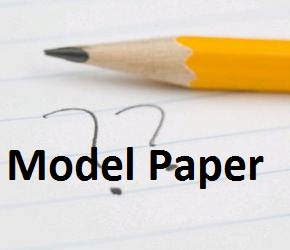 lahore Board inter part 1, 2 model paper 2018