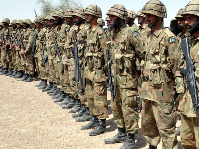 Join Pak Army as a Soldier 2017 Registration Last Date