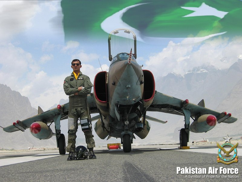 How To Become A Pilot In Pakistan Air Force PAF