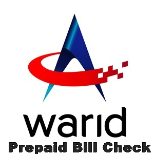 How To Check Warid Postpaid Bill / Free Minutes Via SMS