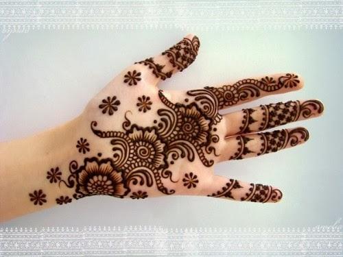 For Hands Mehndi Design