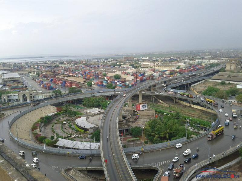 New Lahore Azadi Chowk Project Pictures