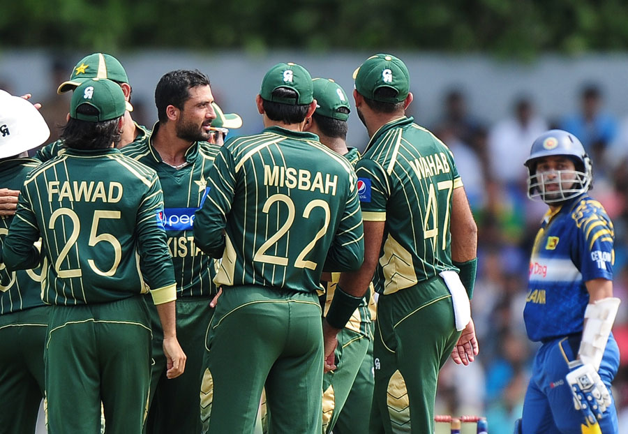 Pakistan vs Srilanka 2nd One Day Live Scoreboard Updates 26 August 2014