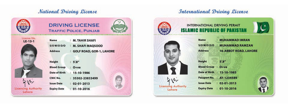 International driving license delhi