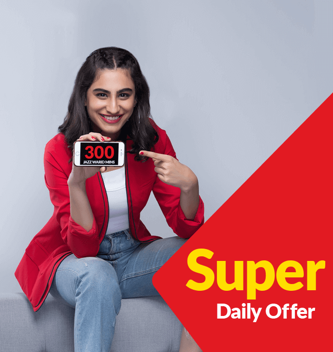 Jazz Super Daily Call Offer Activation Method Charges