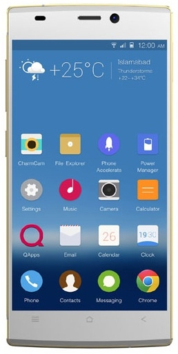 Qmobile Noir Z6 Price and Specifications in Pakistan