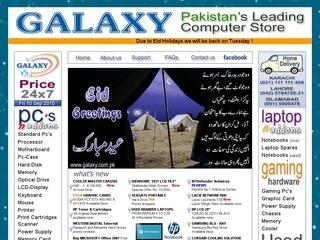 Galaxy Computers Karachi Website, Contact Phone Number, Address