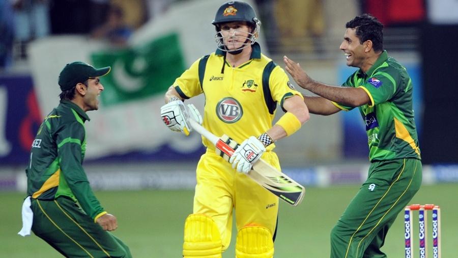 Pakistan PAK vs AUS Australia 2nd ODI Live Score Card 10th Oct 2014