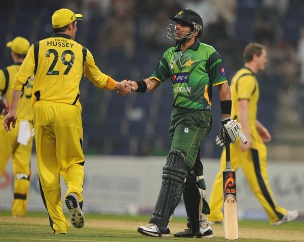 Pakistan vs Australia 2014 UAE Schedule Squads Tv Channels Live
