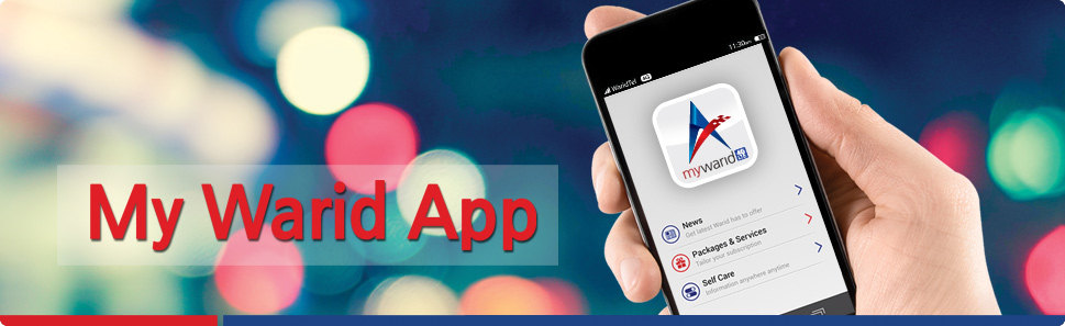 Latest Warid Prepaid, Postpaid, Call, SMS, Internet Packages 2017