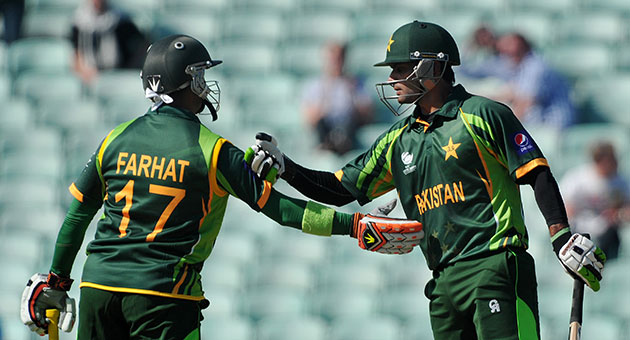 ICC World Cup 2015 Pakistan Team Warm Up Matches Schedule, Time, Date