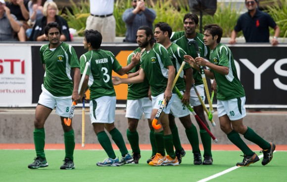 Pakistan Vs India Hockey Semi Final Live Match Champions Trophy 2014
