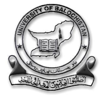 University Of Balochistan BA, BSc Annual Exam Result 2017