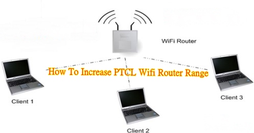 How To Increase PTCL WiFi Router Range Limit