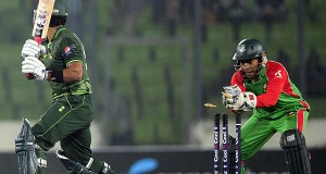 Pakistan Vs Bangladesh Warm Up Match Live Cricket Score 9th Feb 2015 World Cup