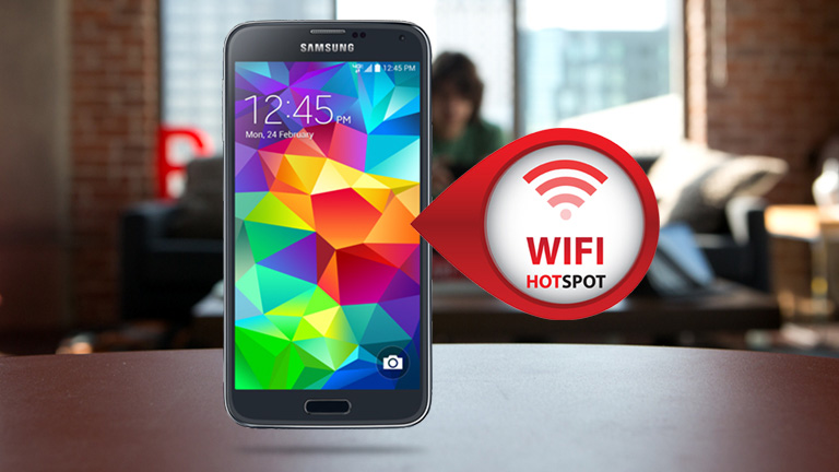 How To Use Your Phone As A Wifi Hotspot For Your Computer Free