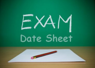 BISE Lahore Board 2nd Year Date Sheet 2019