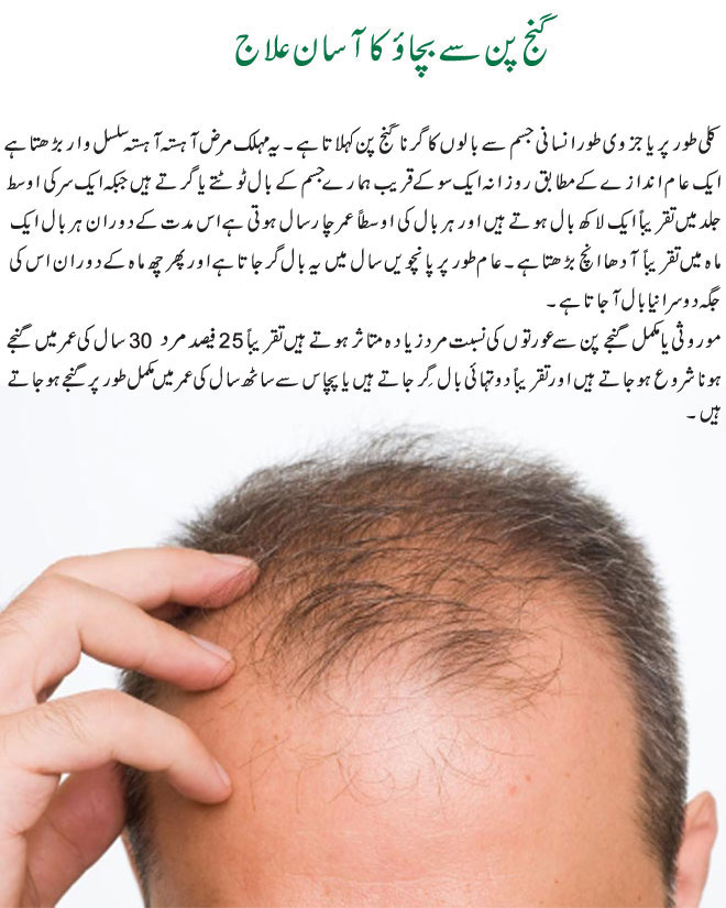 How ti control Hair Loss isue at home