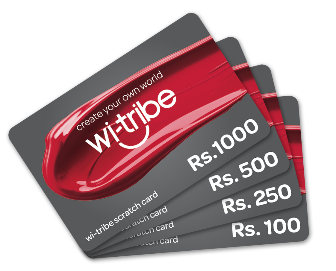 How To Recharge Wi-tribe Card Via SMS Code Bill Payment Method